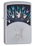 Cumpara ieftin Brichetă Zippo Playboy Bunny Logo 49002