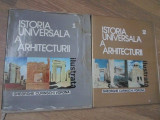 ISTORIA UNIVERSALA A ARHITECTURII VOL.1-2-GHEORGHE CURINSCHI VORONA