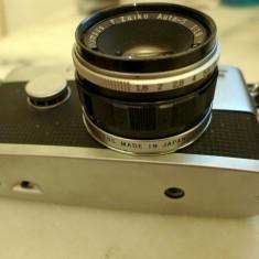 SLR pe film Olympus Pen FT + Obiectiv Zuiko AUTO-S 38mm f1:1.8 72 poze