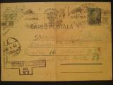 1945-C.P. circ. -CENZURAT BUC.634, Necirculata, Printata