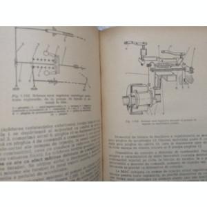 motoare pentru autovehicule functionare caracteristici rodaj testare reglare