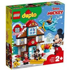 LEGO Duplo - Casa de vacanta a lui Mickey 10889