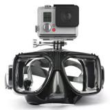 Cumpara ieftin Ochelari profesionali pentru scufundari / snorkeling Widjit compatibili camere video sport