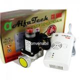 "Kit Senzor Detector Gaz cu Electrovalva AlfaTech CSL5000 3/4"""