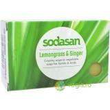 Sapun Crema cu Lemongrass Ecologic/Bio 100g