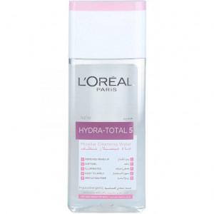 Apa micelara L Oreal Hydra Total 5 Purifying Micellar Water 200 ml