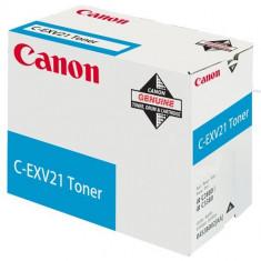 Toner original Canon C-EXV21C Cyan