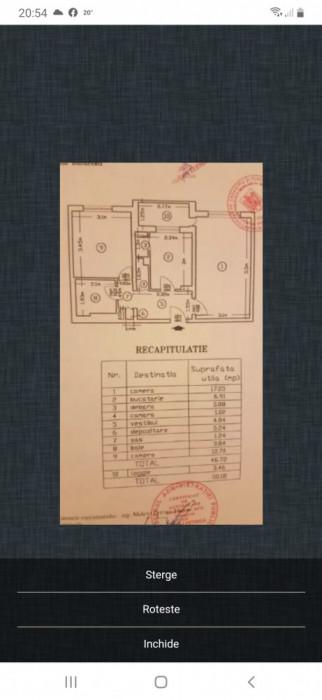 Apartament2 camere