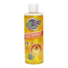 Solutie de curatare concentrata cu ulei de portocale, 300ml - Biopuro