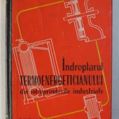 INDREPTARUL TERMOENERGETICIANULUI DIN INTREPRINDERILE INDUSTRIALE , 1963