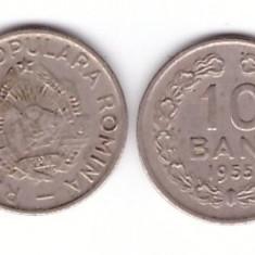 Romania 1955 - 10 bani