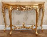 Consola stil Empire Gold
