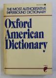 OXFORD AMERICAN DICTIONARY by EUGENE EHRLICH ...JOYCE M . HAWKINS , 1980