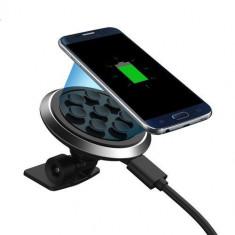 Incarcator Wireless Suport Auto Samsung LG Nokia iPhone