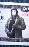 🔥 insulele Feroe 🔥 bancnota 20 Kroner 1986 ✅ UNC ✅
