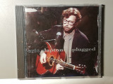 Eric Clapton - Unplugged (1992/Warner/Germany) - CD ORIGINAL/stare: Perfecta