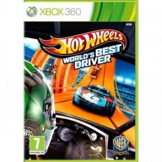 Hot Wheels Worlds Best Driver XB360