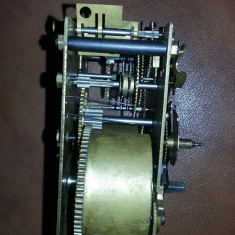 Angrenaj vechi ceas de perete,mecanism vechi ceas pendul ORIGINAL,T.GRATUIT