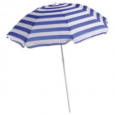 Umbrela 180 x 190 cm, albastra
