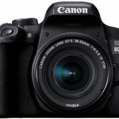 Canon EOS 800D cu Obiectiv 18-55mm IS STM