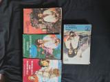 Ciclul Floris, 4 volume - Jacqueline Monsigny (amantii de pe mississippi)