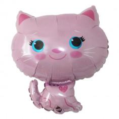 Cumpara ieftin Balon folie figurina Pisica, Amscan 27580