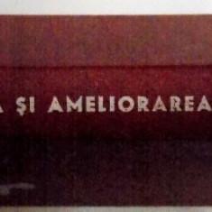 GENETICA SI AMELIORAREA OVINELOR de M. MOCHNACS...I. VINTILA , 1978