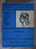 Vergiliu - Eneida ( TEXTE COMENTATE )