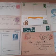 1884-1946 - Lot 10 carti postale