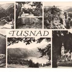 CPI B13810 CARTE POSTALA - TUSNAD, MOZAIC, RPR