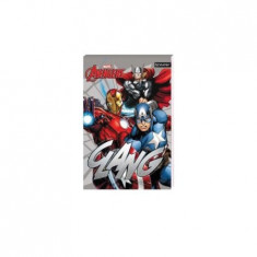 Blocnotes A7 cu Marvel Avengers, Clang