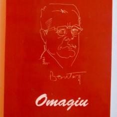 OMAGIU PROFESORULUI UNIVERSITAR DOCTOR IOAN BONTAS LA IMPLINIREA A 80 DE ANI, 2003 , DEDICATIE*