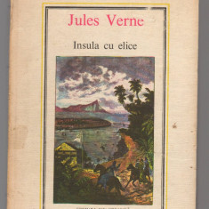 C8299 INSULA CU ELICE DE JULES VERNE, VOL. 16