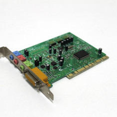 Placa de sunet Creative Labs SB CT4810, 16 bit PCI