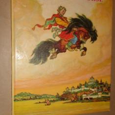 Calutul cocosat carte in limba engleza cu ilustratii - P.Ersov