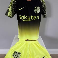 Echipament fotbal pt copii FC.Barcelona Messi model nou 2019