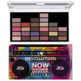 Trusa Farduri Makeup Revolution NOW That's What I Call Makeup 90s Palette