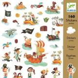 160 Abtibilduri cu Pirati