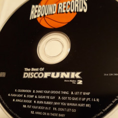 THE BEST OF DISCO FUNK  -   CD