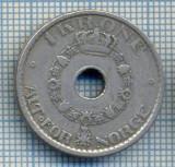 AX 346 MONEDA - NORVEGIA - 1 KRONE -ANUL 1925 -STAREA CARE SE VEDE, Europa
