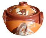 Oala ceramica,lut 550ml Devon