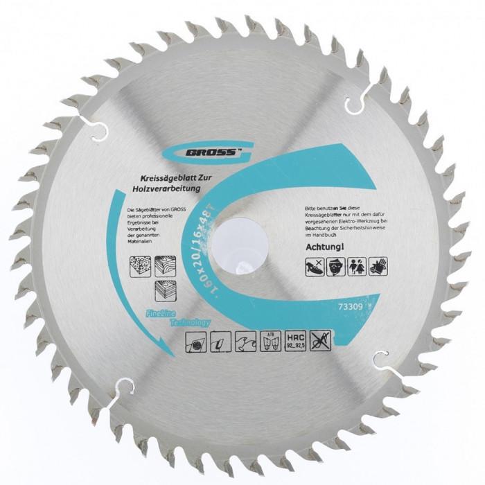 GROSS Disc taiat lemne, GROSS 73309