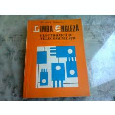 LIMBA ENGLEZA ELECTRONICA SI TELECOMUNICATII