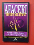 AFACERI INTERACTIVE × Robert Kiyosaki