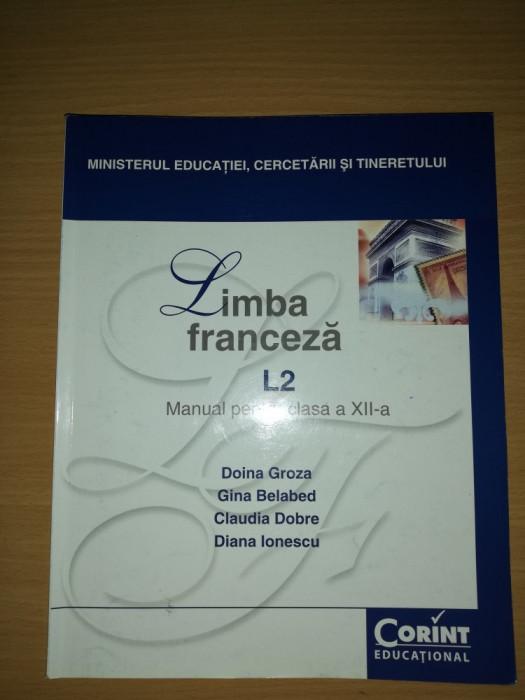 Manual Limba Franceza L2 a XII-a