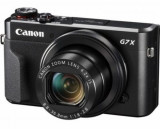 Aparat Foto Digital Canon PowerShot G7 X Mark II, Filmare Full HD, 20.9MP, Zoom optic 4.2x, Wi-Fi (Negru)