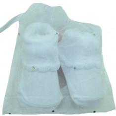 Sosete elegante pentru fetite-BoboBaby BS-36A2, Roz