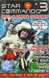 Caseta Star Commando 3 2001-A Dance Odyssey, manele