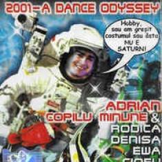 Caseta Star Commando 3 2001-A Dance Odyssey, manele