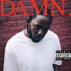 Kendrick Lamar Damn (cd)